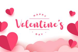 バレンタイン英語